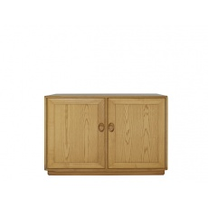 Ercol 3815 windsor 2 door cabinet