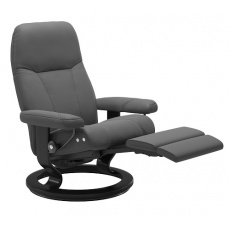 Stressless Consul Large Chair Classic Leg Comfort