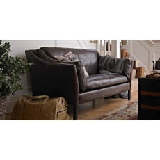 Halo Reggio High Back 3 Seater Sofa - Made To Order - Delivery in 12-14 weeks
