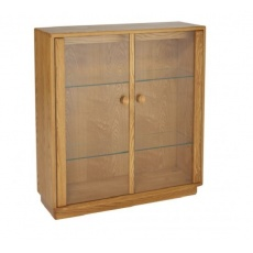 Ercol 3845 Windsor Small Display Cabinet