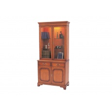 Bradley 985 2 Door Display Cabinet