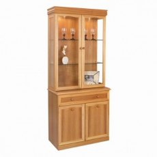 Sutcliffe Trafalgar 833M 2 Door Display Unit with Mirror