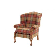 Duresta Devonshire Wing Chair