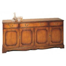 Bradley 668 4 Door Sideboard