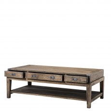 Eichholtz Military Coffee Table