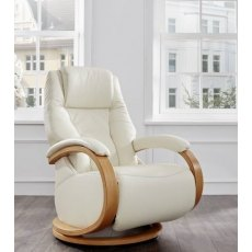 Cumuly by Himolla Mersey Maxi Manual Reclining Armchair
