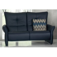 Cumuly by Himolla Brennand 2 Seater Fixed Sofa