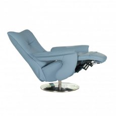 Cumuly by Himolla Easyswing Brock Small Manual  Recliner