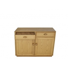 Ercol 3821 Windsor 2 Door High Sideboard