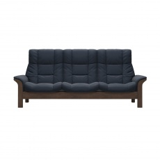 Stressless Buckingham High Back 3 seater Sofa - In Stock For Quick Delivery!