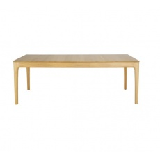 Ercol 2642 Romana Large Extending Dining Table