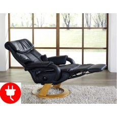 Himolla Cosyform Tobi Small Electric Recliner with Integral Footrest