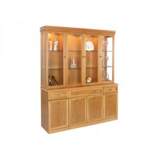Sutcliffe Trafalgar 863G 4 Door Glass Display Unit