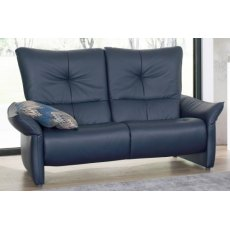 Cumuly by Himolla Brennand 2.5 Seater Electric Recliner Sofa - 2 Seat Cushions