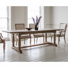 Hudson Mustique Extending Dining Table