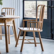 Hudson Wycombe Carver Dining Chair