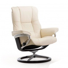 Stressless Mayfair Small Chair With Signature Base (No stool)