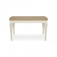 Bentley Designs Montreux Pale Oak & Antique White 4-6 Extension Table