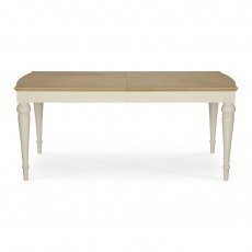 Bentley Designs Montreux Pale Oak & Antique White 6-8 Extension Table