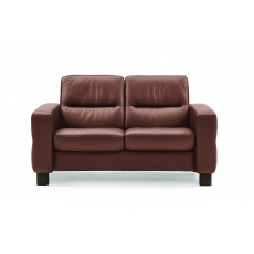 Stressless Wave Low Back 2 Seater Sofa