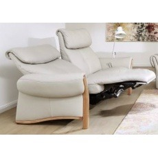 Cumuly by Himolla Universe 3 Seater Fixed Sofa