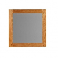 Halo Montana Square Mirror
