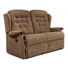 Sherborne Lynton Knuckle Manual Reclining 2 Seater
