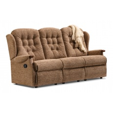 Sherborne Lynton Knuckle Manual Recliner 3 Seater