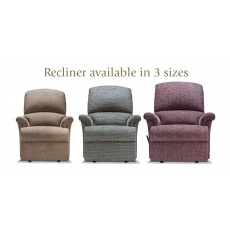 Sherborne Nevada Manual Recliner