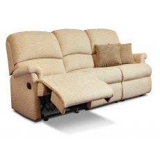 Sherborne Nevada Rechargeable Powered Reclining 3 Seater