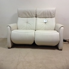 Himolla Humber 2 Seater Power Wall Hugger Sofa - Clearance
