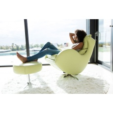 Fama Lenny Chair With Stool