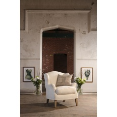 Tetrad Kandinsky Wing Chair