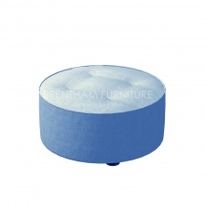 Fama Arianne Love Medium Round Footstool 'RM'