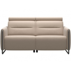 Stressless Emily 2 Seater Sofa With Steel Legs