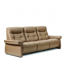 Stressless Mary 3 Seater Sofa - Upholstered Arm