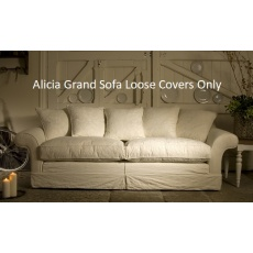 Tetrad Replacement Loose Covers Only - Alicia Grand Sofa