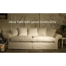 Tetrad Replacement Loose Covers Only - Alicia Petit Sofa