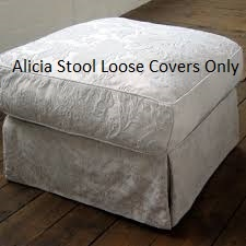 Tetrad Replacement Loose Covers Only - Alicia Stool