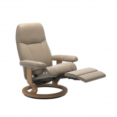 Stressless Consul Large Single Power Chair