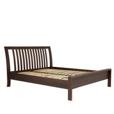 Ercol 1360 Bosco Double Bed - Dark Wood
