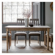 Frank Hudson Cookham Extending Dining Table Oak