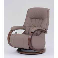 Cumuly by Himolla Mosel Midi Small Manual Recliner