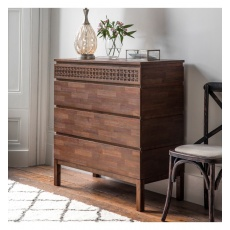 Gallery Hudson Boho Retreat 4 Drawer Chest