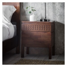 Gallery Hudson Boho Retreat 2 Drawer Chest