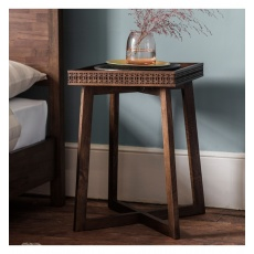 Gallery Hudson Boho Retreat Bedside Table