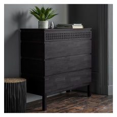 Gallery Hudson Boho Boutique 4 Drawer Chest