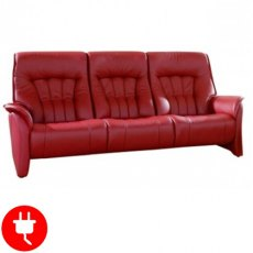 Cumuly by Himolla Rhine 3 Seater Electric  Reclining Sofa