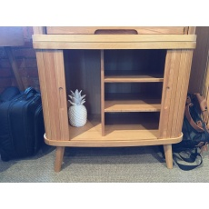 Tambour Desk Base Unit