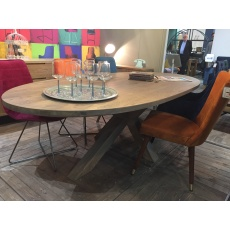 Barkington 1800 Oval Table